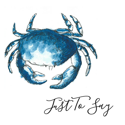 Crab - Just to say