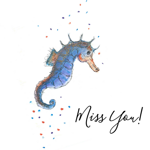 Seahorse - Miss You