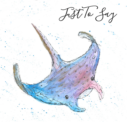 Ray - Just to say