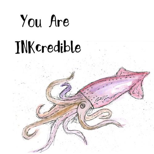 You are INKcredible