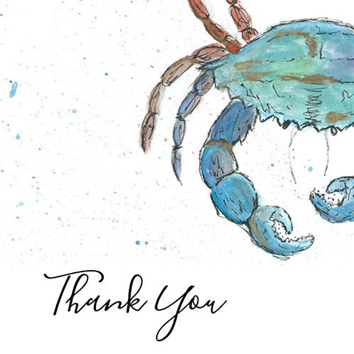 Crab - Thank you