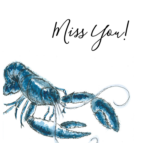 Lobster - Miss You