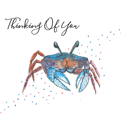 Crab - Thinking of you