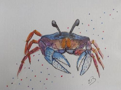Claud - The Crab