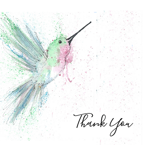 Hummingbird  - Thank you
