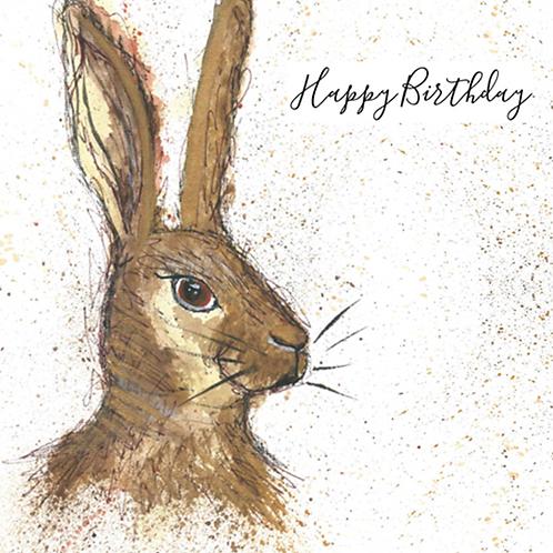 Rabbit - Happy Birthday