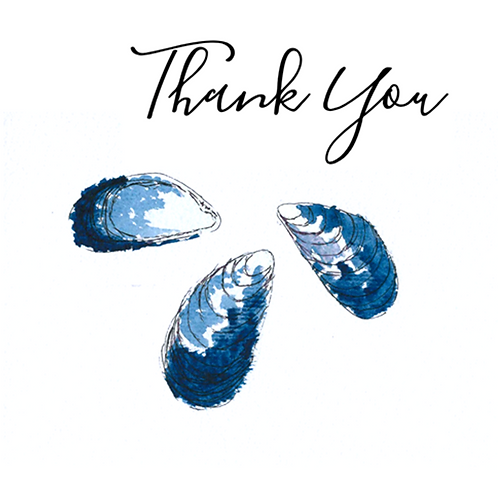 Mussel - Thank You