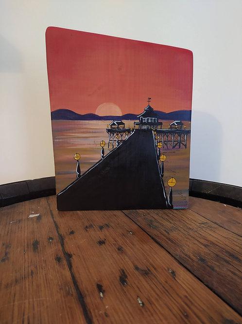 Free Standing Pier