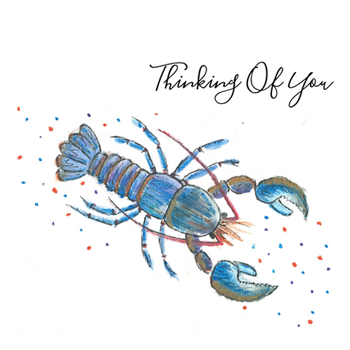 Lobster - Thinking of you