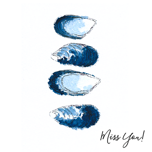 Mussel - Miss you