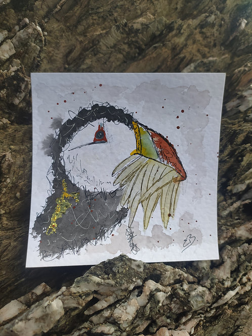 Puffin Card