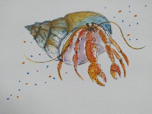 Hermii - The hermit crab