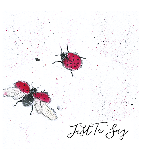 Lady bug - Just to say