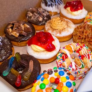 Gourmet, Dozen Donuts, www.thebakehousecumberland.com .jpg