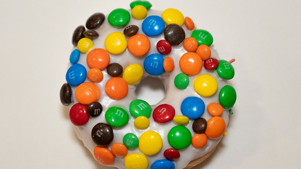 M M's Donut