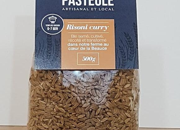 Pâte Risoni au curry 500 g de Pastéole 28