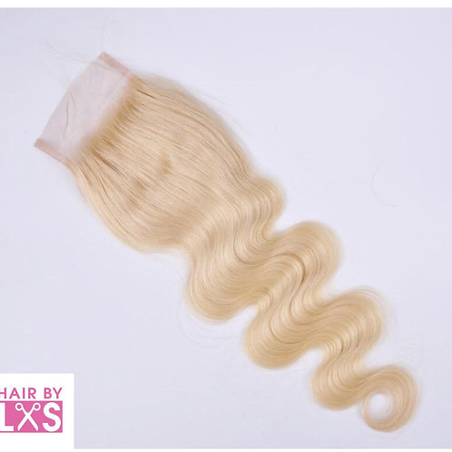 LXS Blonde Bombshell Lace Closure