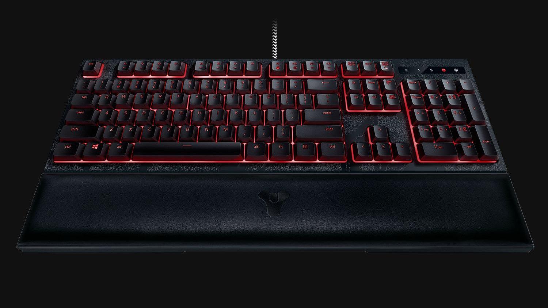 Destiny 2 Razer Ornata Chroma, Wired Gaming Keyboard