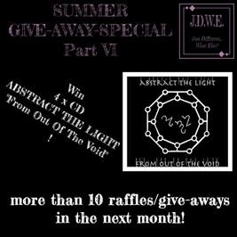 Special: Gewinne CDs von ABSTRACT THE LIGHT