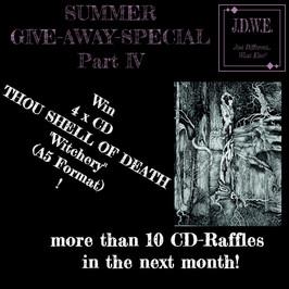 Special: Gewinne CDs von THOU SHELL OF DEATH