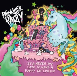 """Review: PAINKILLER PARTY - """"It's never too late to have a happy childhood"""" (Album)"""