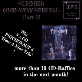 Special: Gewinne CDs von PSYCHONAUT 4
