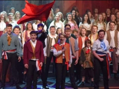 Les Miserables 2020 - DVD now available