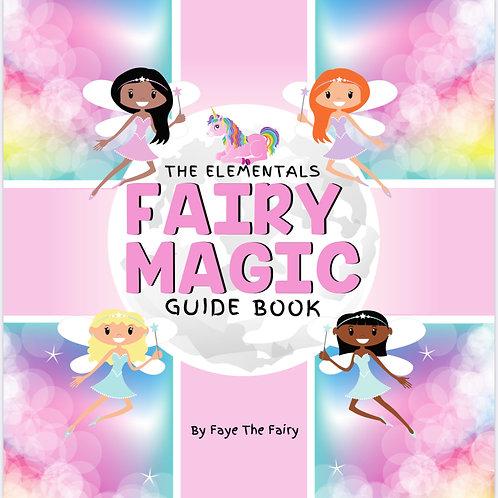 The Elementals; Fairy Magic Guide Book - E Book
