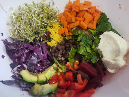 Buddha Bowls are enlightened salads