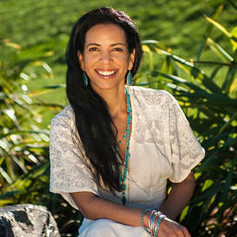 Spring Washam is a well-known meditation teacher, author and visionary leader based in Oakland, California. She is the author of A Fierce Heart: Finding Strength, Courage and Wisdom in Any Moment. Spring is considered a pioneer in bringing mindfulness-based healing practices to diverse communities. She is one of the founders and core teachers at the East Bay Meditation Center, located in downtown Oakland, CA. She is also the co-founder of a new organization called Communities Rizing, which is dedicated to providing yoga and meditation teacher training programs for communities of color. She received extensive training by Jack Kornfield, is a member of the teacher's council at Spirit Rock Meditation Center in northern California, and has practiced and studied Buddhist philosophy in both the Theravada and Tibetan schools of Buddhism for the last 20 years. In addition to being a teacher, she is also a shamanic practitioner and has studied indigenous healing practices for over a decade. She is the founder of Lotus Vine Journeys, an organization that blends indigenous healing practices with Buddhist wisdom. Her writing and teachings have appeared in many online journals and publications such as Lions Roar, Tricycle, and Belief.net.