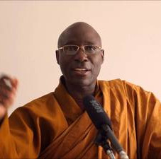 Bhante Buddharakkhita was born and raised in Uganda, East Africa. He first encountered Buddhism in 1990 while living in India, and he began practicing meditation in 1993. He was ordained as a Buddhist monk by the late Venerable U Silananda in 2002 at the Tathagata Meditation Center in San Jose, California and then he spent eight years under the guidance of Bhante Gunaratana at the Bhavana Society, West Virginia. He is the founder of the Uganda Buddhist Center in Uganda. Besides spending time at the Buddhist Center in Uganda, he is on the council of spiritual advisers to the Global Buddhist Relief, New Jersey. Bhante has been teaching meditation in Africa, Australia, Europe, Asia, and the U.S, since 2005. His book, Planting Dhamma Seeds: The Emergence of Buddhism in Africa, tells the story of his religious and spiritual work in Africa.  Bhante is the Former Spiritual Director of Flowering Lotus Meditation Center. We are so grateful for Bhante's guidance for our first 9 years of existence! He helped inspire our Founder to start Flowering Lotus.