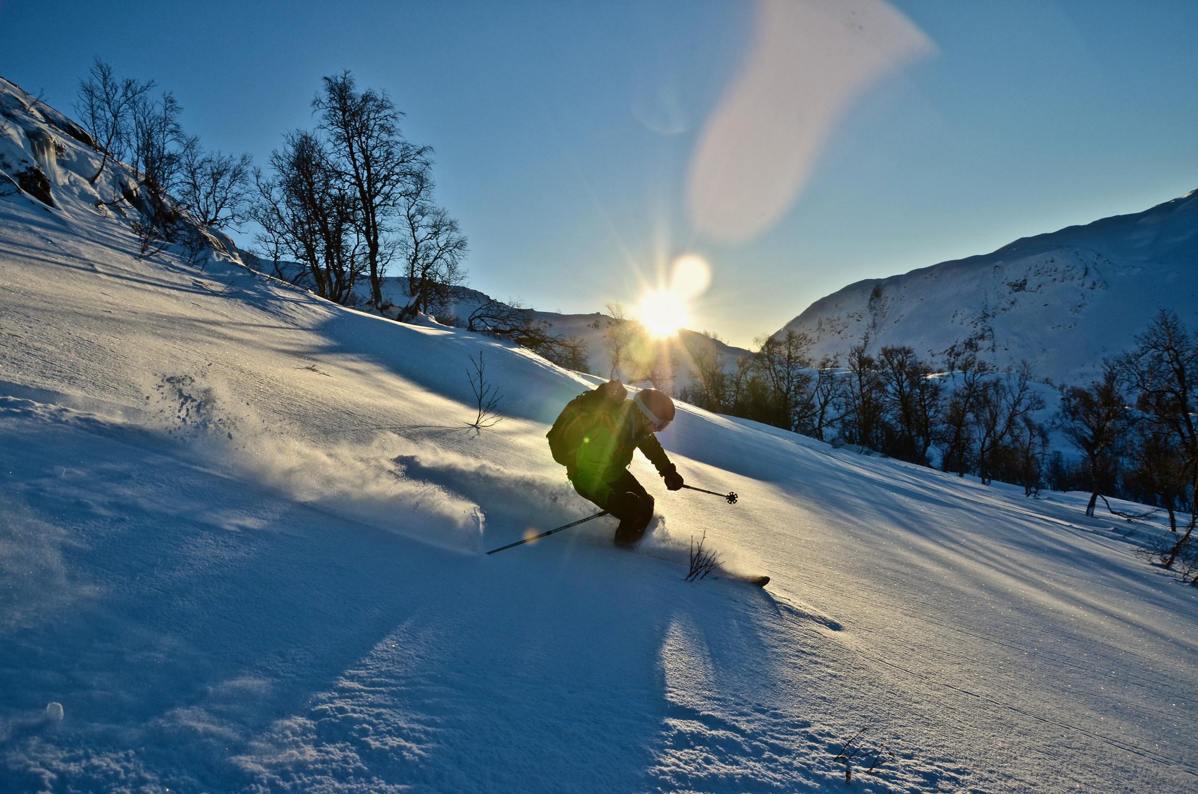 Bilde ski-skalert