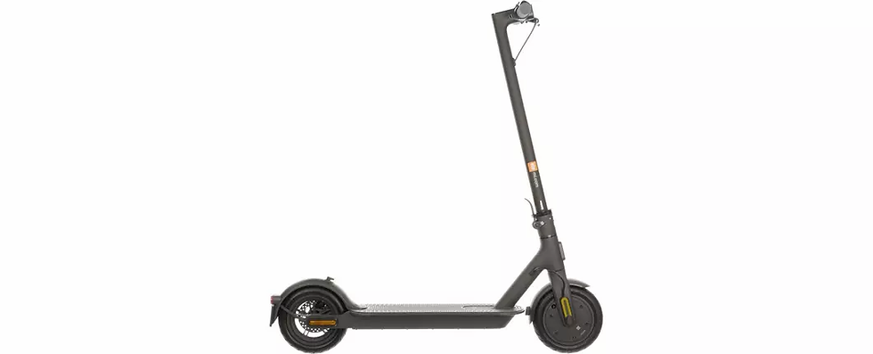 Xiaomi electric e-scooter 1s side