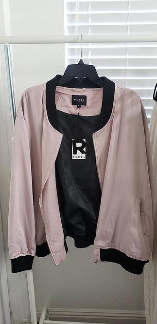 Blush Rebel Wilson Jacket
