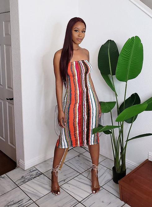 Color Me Badd Dress