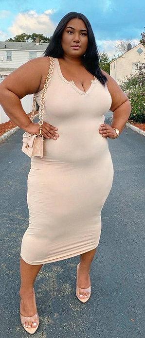 Creme De La Creme Dress