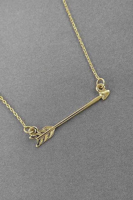 Cupid Arrow Necklace