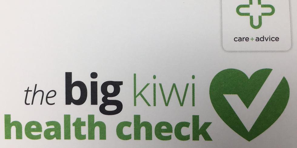 The Big Kiwi Health Check