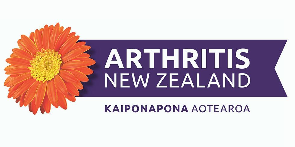 Arthritis Orange Appeal