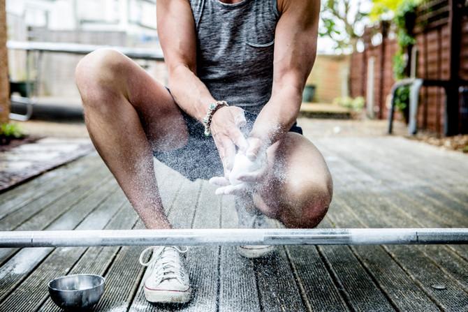 Hidden benefits of lifting weights
