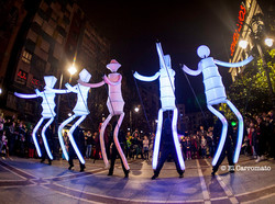 BIG DANCERS de El Carromato