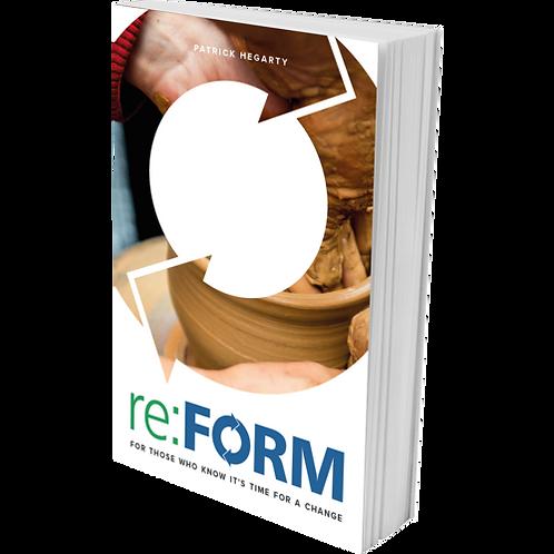 re:FORM - Paperback