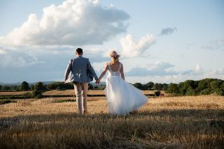 Grange Barn Farm Wedding