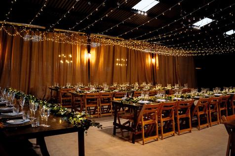 Grange Barn Long Tables