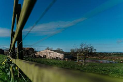 Grange Barn Rustic Venue