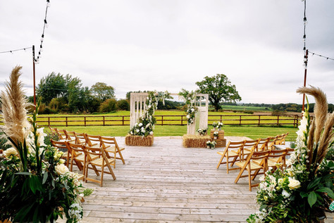 Grange Barn Ceremony Options