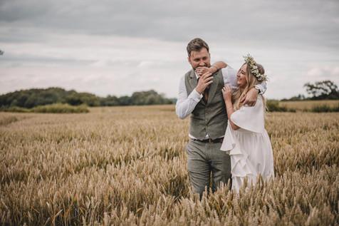Grange Barn Photos in Crops