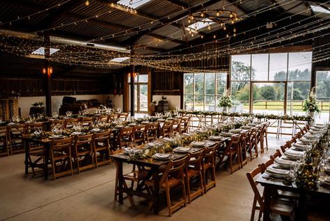 Grange Barn Reception