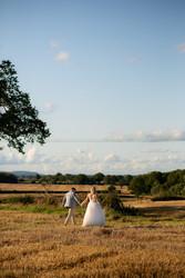Grange Barn Couple