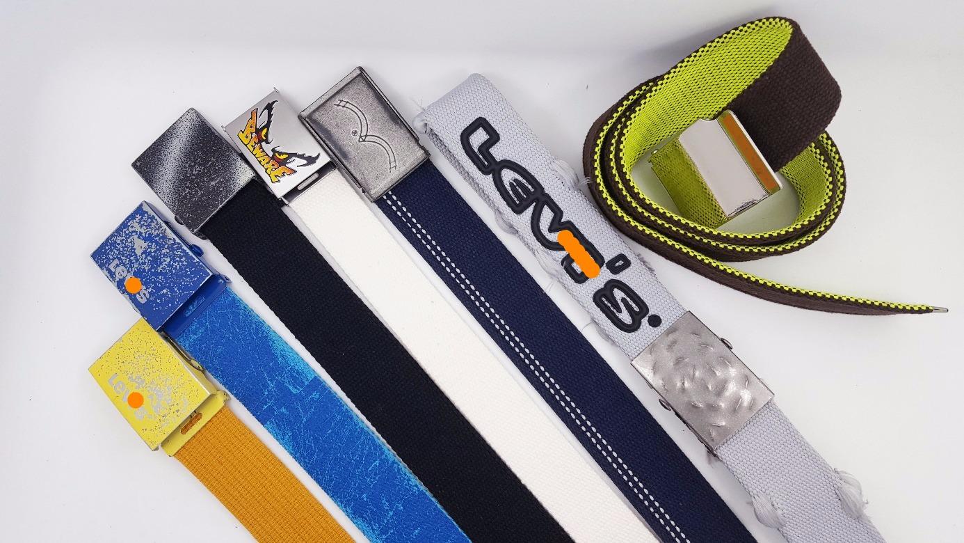 Woven Belts, Webbing Belts